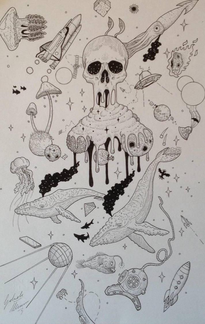 Depths by GabriM3