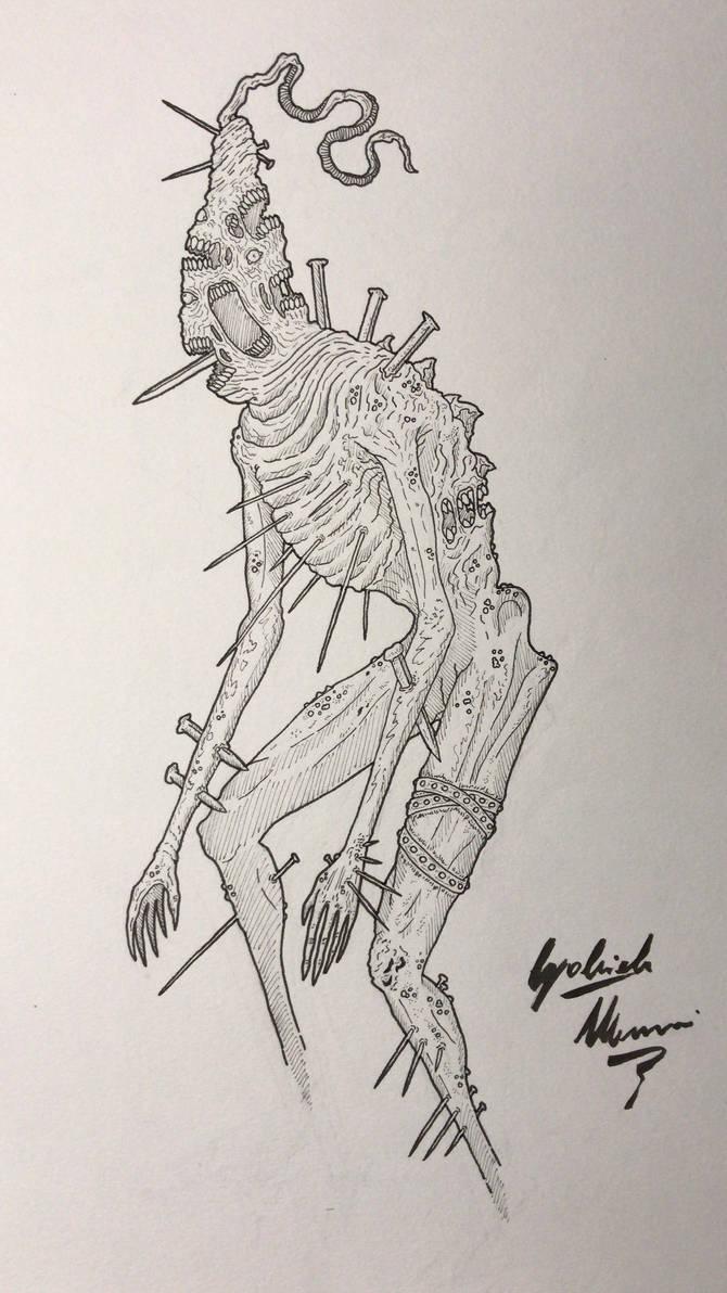 Pain by GabriM3