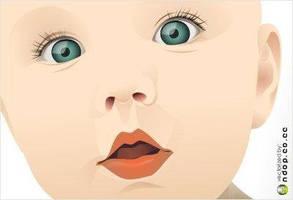 baby vector by ndop