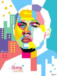 Sony Julianto Pop Art by ndop