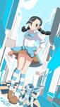 Pokemon - Candice by ViViVooVoo