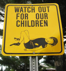 Watch Out For Our Children by daneblasterpix