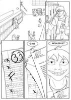 L.O.S.E.R.: Chapter 1 Page 1 by rainrach