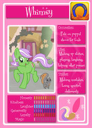 Whimsy MLP FiM Meme by rainrach