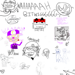 Art Lounge Drawpile #7 by Masterfireheart