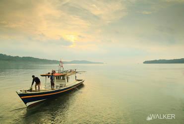 Ujung Kulon by muzz123