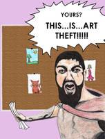 Art Theft by DeathTwilight