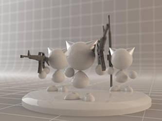 DA army by janu-onliners