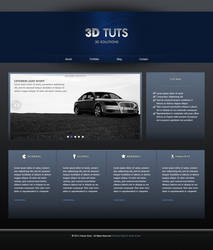web design 3d tuts by janu-onliners