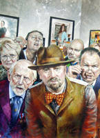 The Critics by morganpenn
