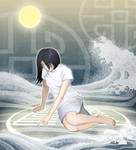 Goddess of Mercy by jcling