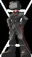 Commission: Baron Von Wolfenstein by jcling