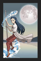 The Moon Spirit by jcling
