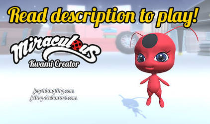Miraculous Kwami Creator by jcling