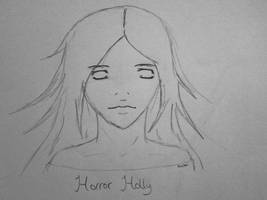 Horror Holly by KuraiKuroya