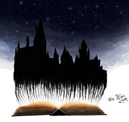 Hoggy Warty Hogwarts by EpicLoop