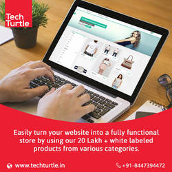 Build Fully Featured Ecommerce Website by techturtl