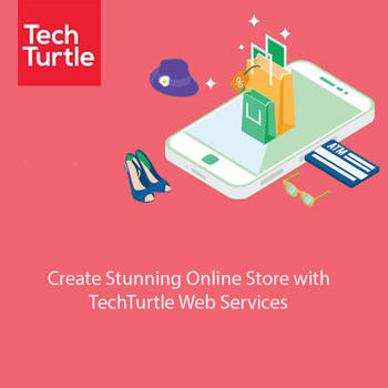 Create Online Store by techturtl