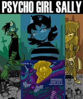 Sally Poster by pawmarks