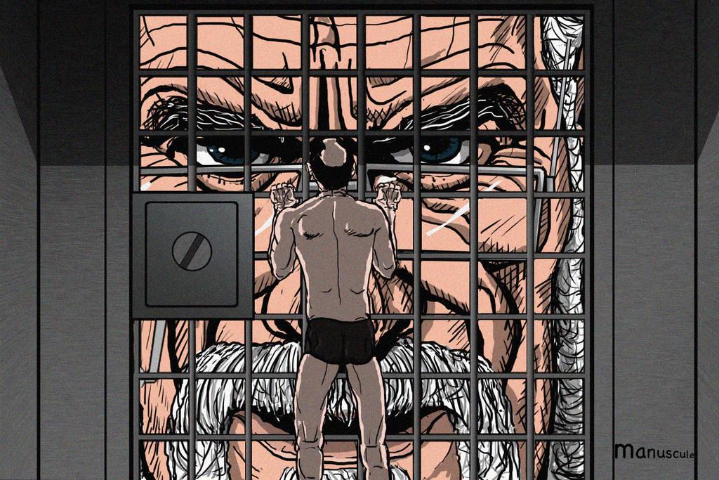 Caged By Manuscule On Deviantart