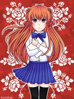 Sakura Chiyo by Lindajing