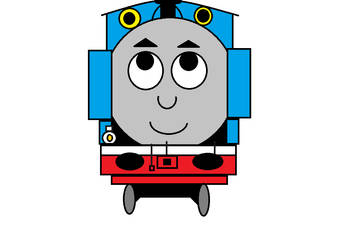 Thomas Digital Art by AlexanderSchlicht