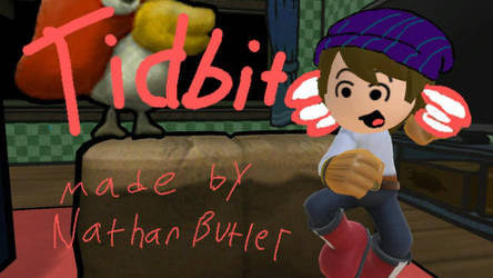 Early Birthday Gift: Tidbit for Smash Bros.! by AlexanderSchlicht