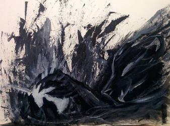 Conjured Conjurer Conjuring by Wolf-Shaman