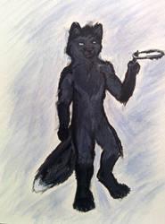 Casual Innocense by Wolf-Shaman