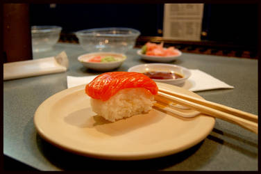 Sushi by Wolf-Shaman