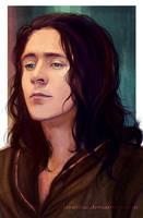 Thor 2 Loki by teralilac