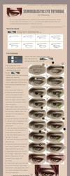 [Tutorial] Semirealistic Eye by teralilac