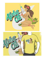 Aloha Oe by FreezingHot