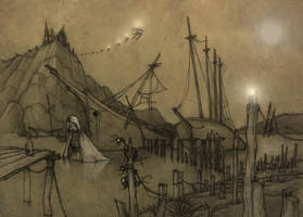 Hopeless, Maine Traveller spread 1 by CopperAge