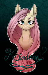 Kindness..? by EmalaJissDA