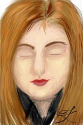 portrait 2 by kateran