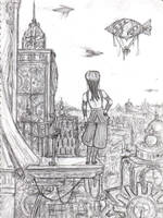 Steampunk by ShadowLotus42