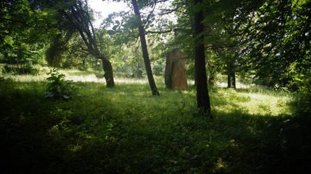 Miedzianka - Cmentarz - Kupferberg by aksinia