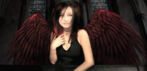 Fallen Angel by colbyfurniss