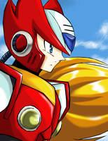 Rockman X: Red Demon Zero by KBladez