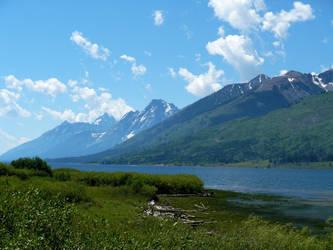 Grand Teton National Park 4 by ShadowsStocks