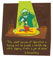Twaggie 9: Operation Salsa by KazFoxsen
