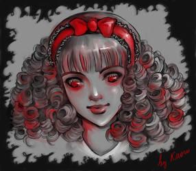 Red shadows by kaoru87