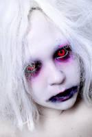 zombie dollie by rabidgirlscout