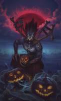 Festival Loa of death by Elizanel