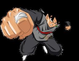 Goku black v4 by jaredsongohan