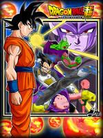 Poster Goku Perfil Gerreros 7 Parte 1 by jaredsongohan