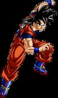 Son Goku DBS v2 L by jaredsongohan