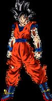 Goku Ultra Instinto Manga l by jaredsongohan