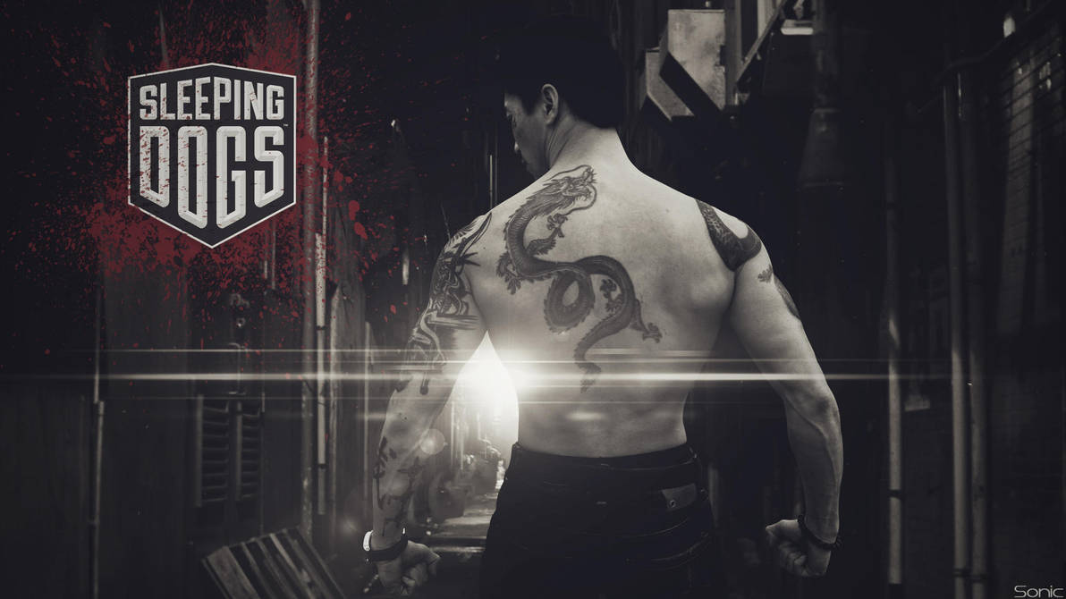 sleeping dogs live action wallpaper brian ho by sonicz0r on deviantart